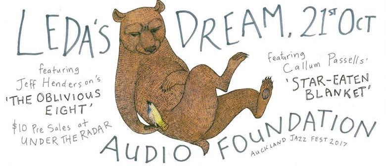 Auckland Jazz Fest: Leda's Dream, The Oblivious Eight, Star