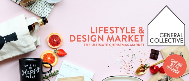 General Collective Lifestyle and Design Market – Christmas