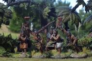 Miniature Tabletop Battle Commemorating the NZ Wars