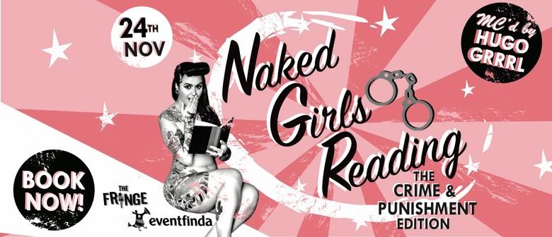 Naked Girls Reading: The Crime & Punishment Edition