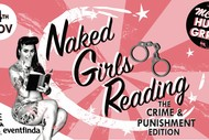 Naked Girls Reading: The Crime & Punishment Edition