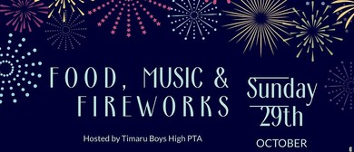 TBHS PTA Fireworks Display