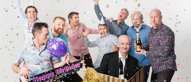 The Improv Bandits & Colin Mochrie