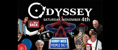 Odyssey are back