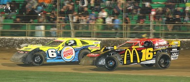 Lucas Oil SuperStock Series & SuperSaloons