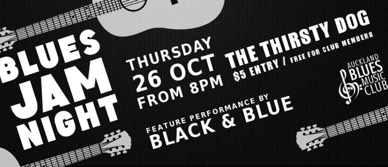 Blues Jam Ft. Black & Blue