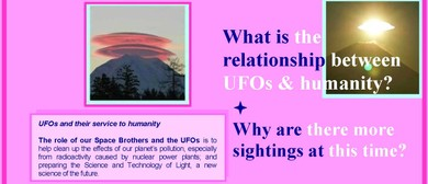 UFOs & Their Service to Humanity