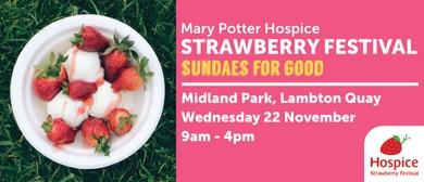 Mary Potter Hospice Strawberry Festival 2017