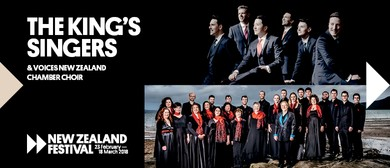 The King's Singers & Voices New Zealand