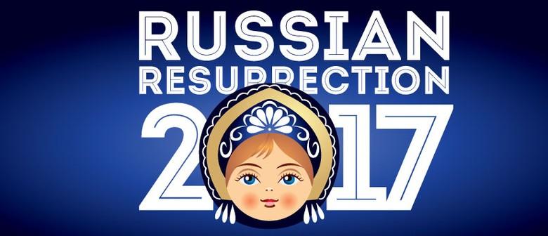 Russian Film Festival 2017