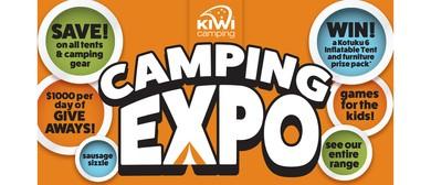 Kiwi Camping Expo