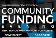 Hawke's Bay Community Funding Information Evening
