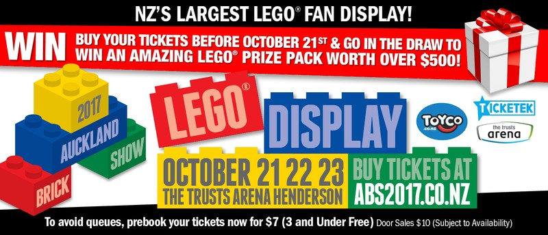 Auckland Brick Show LEGO Display Auckland Eventfinda - 16 imaginative lego ads that celebrate the power of fantasy 2