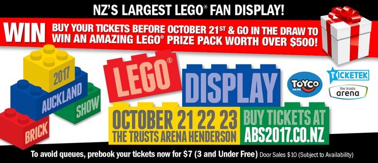 2017 Auckland Brick Show - LEGO Display