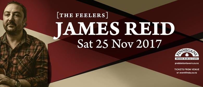 The Feelers James Reid At Finnegans