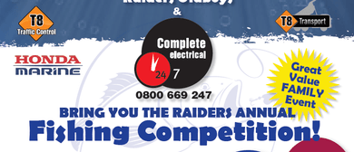Raiders Annual Fishing Competition
