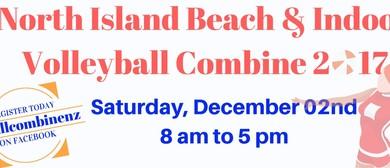 North Island Beach and Indoor Volleyball Combine 2017