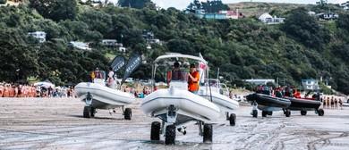 Onetangi Beach Races