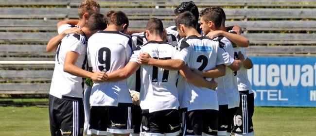 Hawke's Bay United vs Tasman United - NZ Football