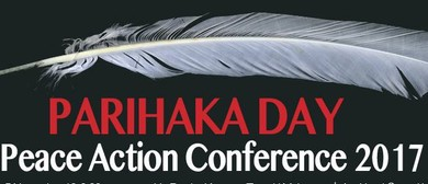 Parihaka Day Peace Action Conference