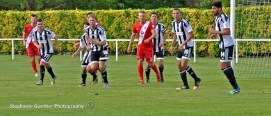 Hawke's Bay United vs Southern United - NZ Football