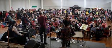 Klezmer Rebs Concert At Acoustic Routes