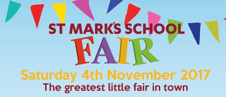 St Mark's School Fair