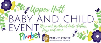 Upper Hutt Baby & Child Event