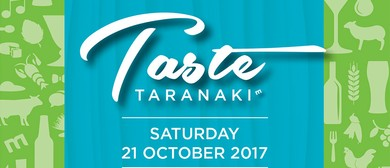 Taste Taranaki - Sold Out