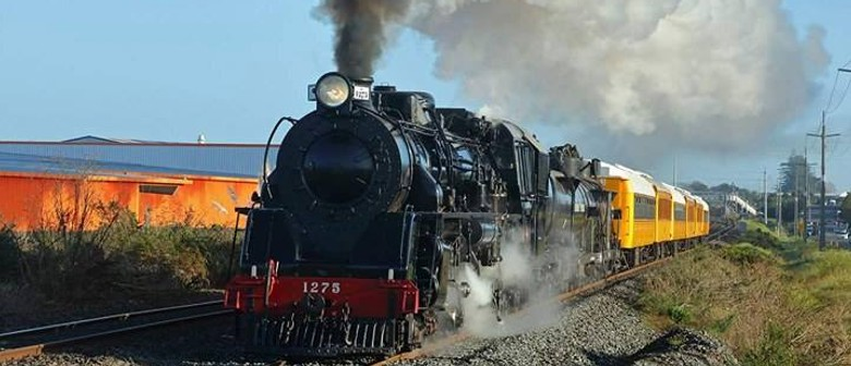 Waikato Explorer - Steam Train Excursion