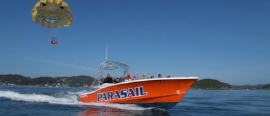 Paihia Parasailing - Flying Kiwi