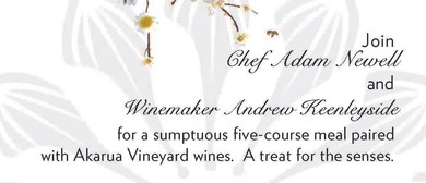 Akarua Winemakers Dinner