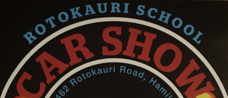 Rotokauri School Car Show & Gala 2017