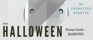 Halloween - Robotic