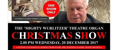 Wurlitzer Christmas Concert: CANCELLED