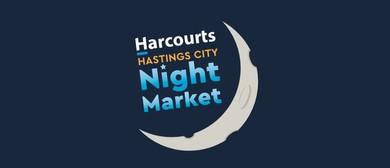 Harcourts Hastings City Night Market - Christmas Market