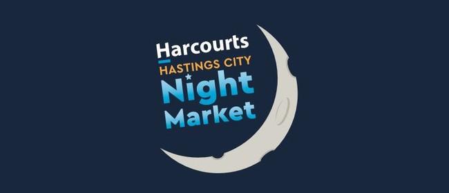 Harcourts Hastings City Night Market - Art Deco Market