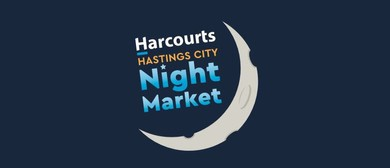 Harcourts Hastings City Night Market - Matariki Night Market
