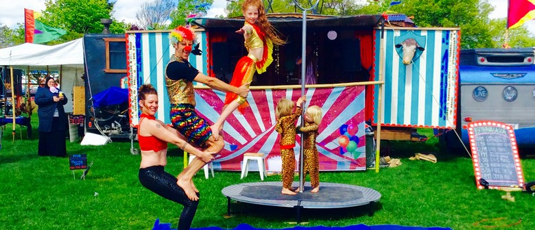 Ashton Family Circus & Dylan Daisy's Magic Show