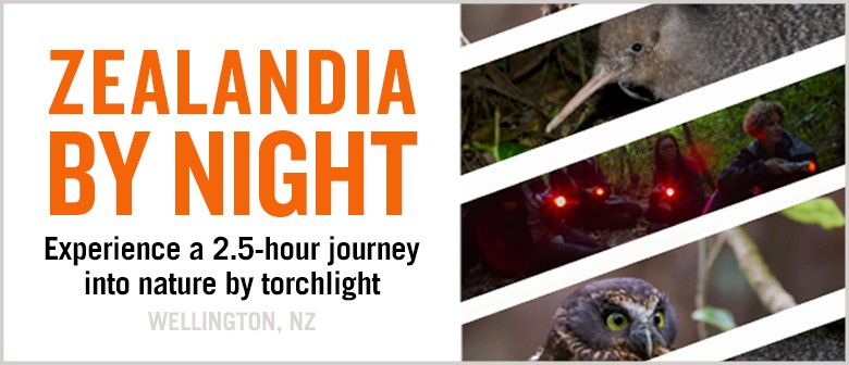 Zealandia by Night Tour