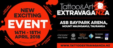 NZ Tattoo & Art Extravaganza