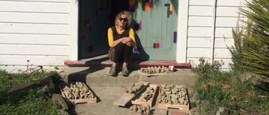 Madeleine Child: Twig Pots Revisited