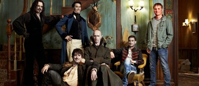 Halloween Outdoor Movie Night: What We Do In the Shadows