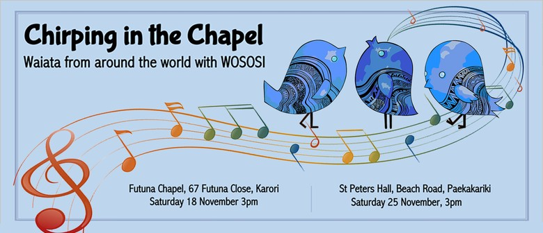 Chirping In the Chapel
