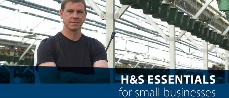 Health and Safety Essentials for Small Business: CANCELLED