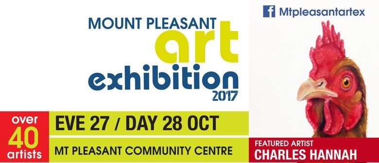 Mt Pleasant Art Exhibition