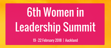 6th Women In Leadership Summit 2018