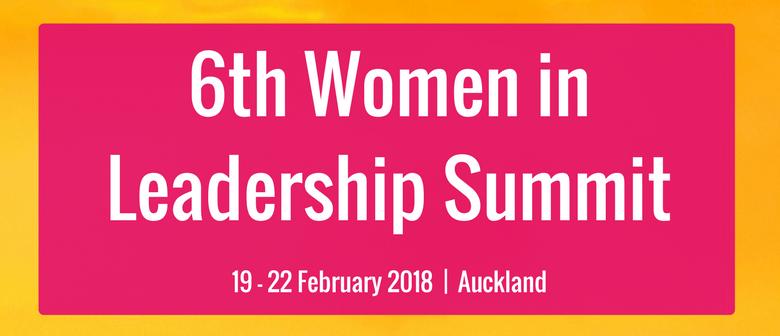 6th Women In Leadership Summit 2018