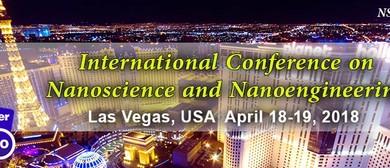 International Conference On Nanoscience and Nanoengineering