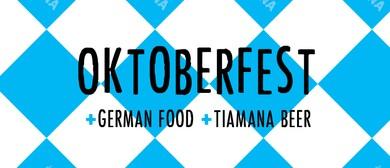 Oktoberfest With Tiamana